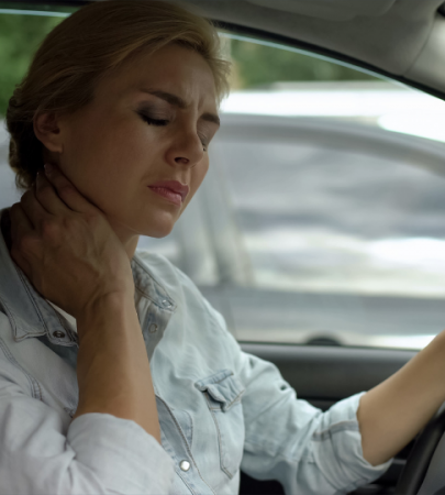 After Car Accident or Injury Treatment