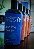 essential body oils for massage
